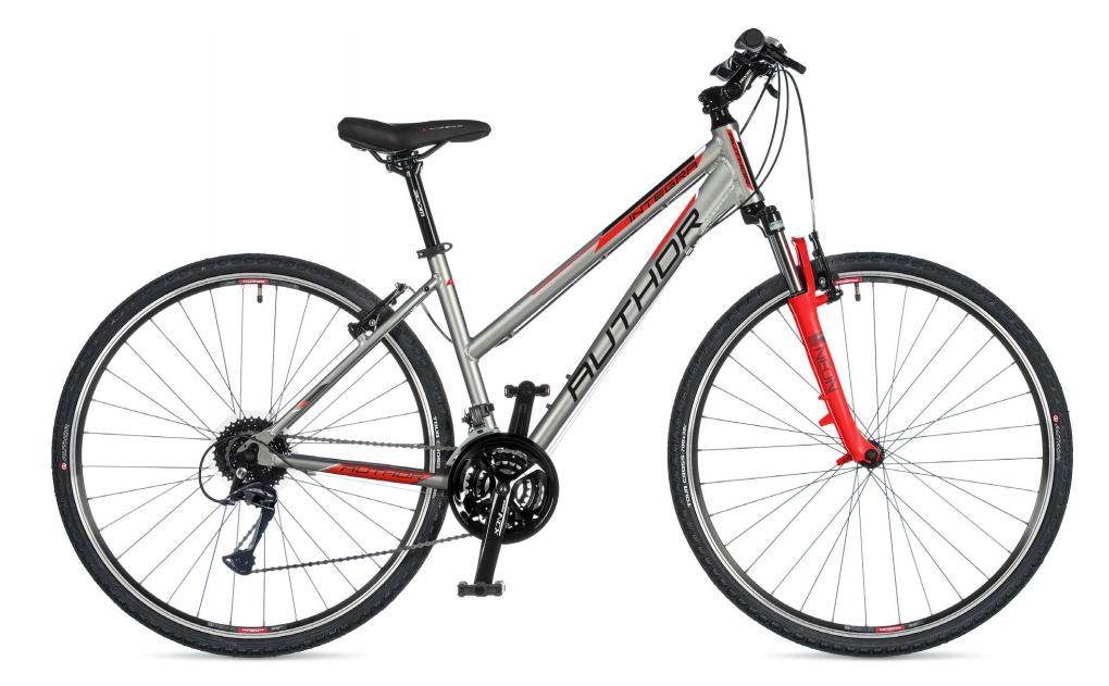 Женский велосипед Author Integra 700С 2021