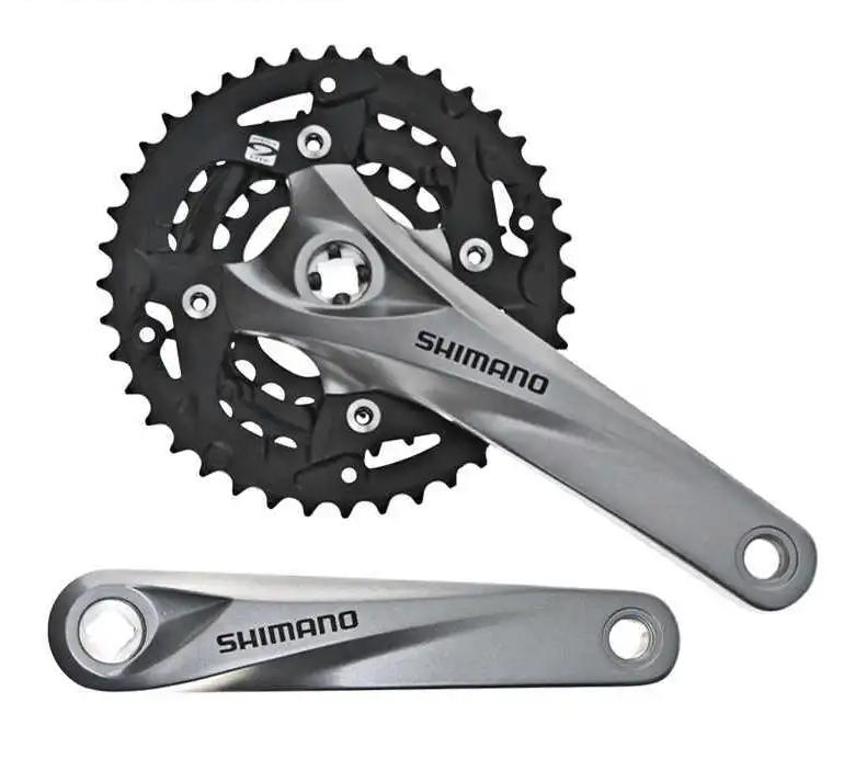 Система велосипедная SHIMANO ACERA FC-M3000, 170 мм, 40х30х22T, черный/серый, AFCM3000E002X