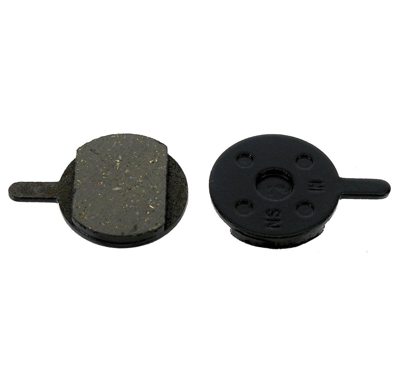 Колодки тормозные PROMAX Organic P5, дисковые, полимерные, для PROMAX DSK720/700/320, 5-360580