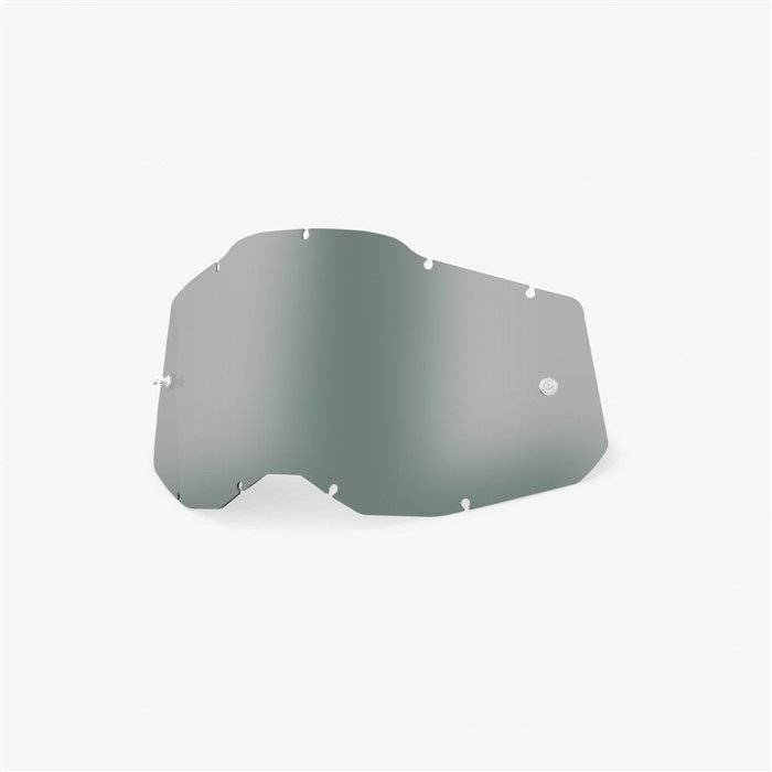 Линза для веломаски 100% RC2/AC2/ST2 Replacement Lens, Smoke, 51008-102-01