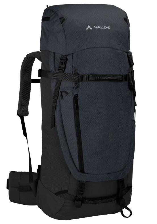 Рюкзак VAUDE Astrum EVO 65+10 ХL, black, 12666 vaude vaude astrum evo 65 10 xl