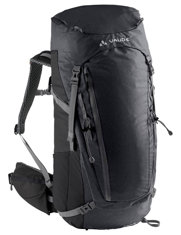 Рюкзак VAUDE Asymmetric 42+8л, black, 14421 vaude vaude astrum evo 65 10 xl