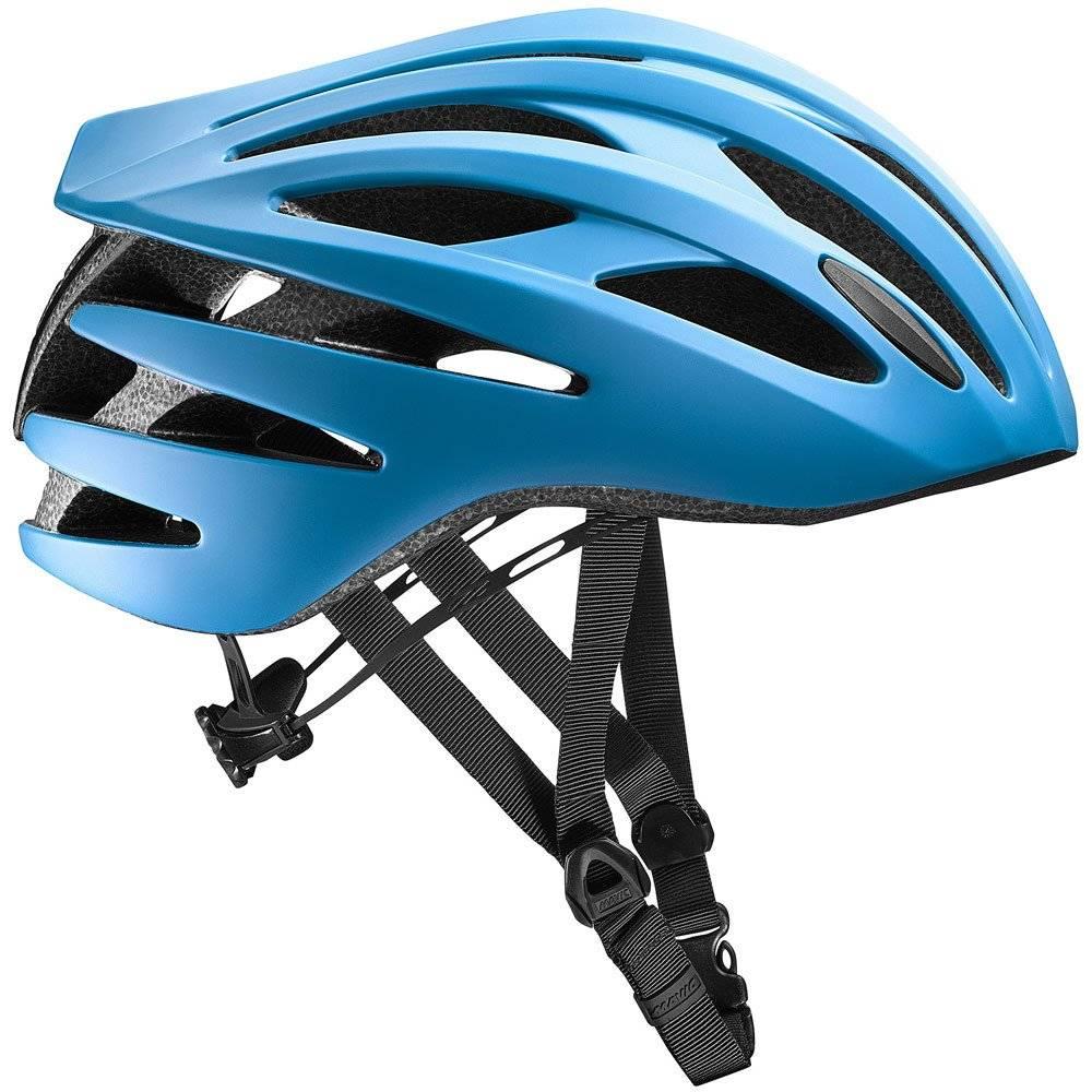 Шлем велосипедный MAVIC Cosmic Pro, синий, 2020 защита на прогулке cherrymom шлем для защиты головы млечный путь