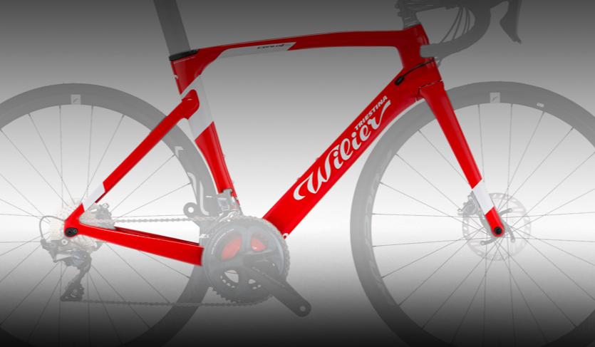 Рама велосипедная Wilier Cento1 AIR DISC, 2020