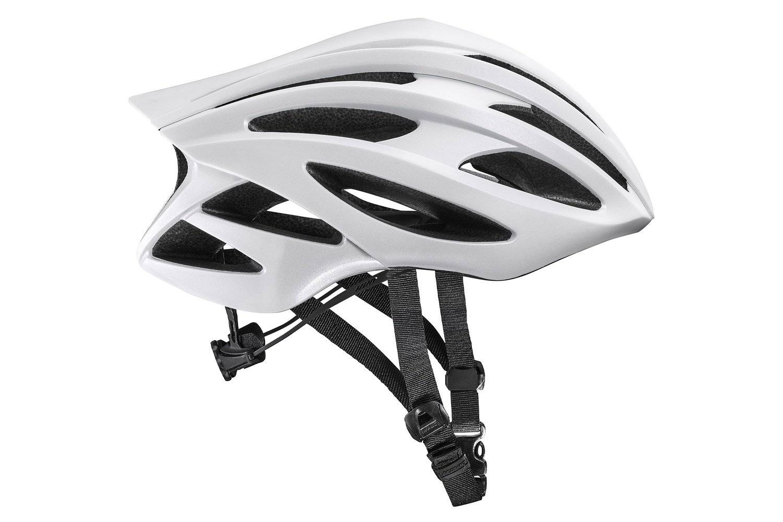 Шлем велосипедный MAVIC Cosmic Pro, белый/черный, 2020 защита на прогулке cherrymom шлем для защиты головы млечный путь