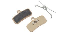 Тормозные колодки ELVEDES для дисковых тормозов, металлические,6891S