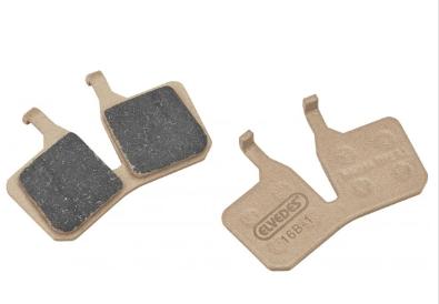 Тормозные колодки ELVEDES для дисковых тормозов, металлические. Подходят для Magura MT5/7, 6902S