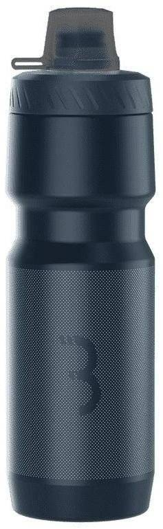 Фляга велосипедная BBB bottle AutoTank XL Mudcap autoclose 750 ml, черный, BWB-16