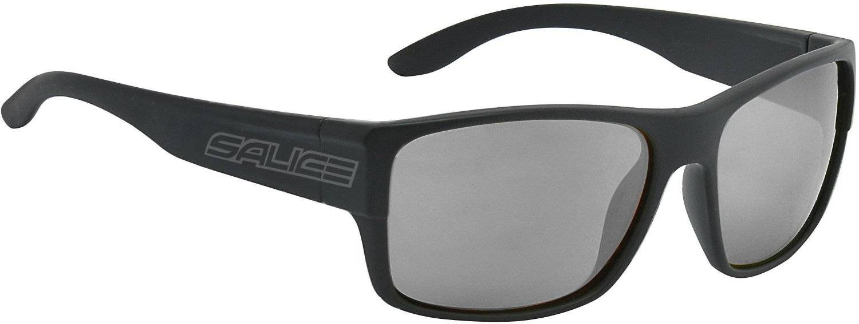 Очки велосипедные Salice, солнцезащитные, 846RWP Black/RWP Black