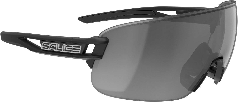 Очки велосипедные Salice, солнцезащитные, 021RWP Black/RWP Polarized Black