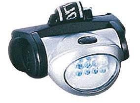 Фара SALE 8 диодов /3 функции передняя на лоб 6-880