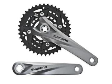 Система велосипедная SHIMANO ACERA FC-M3000, 175 мм, 9/16
