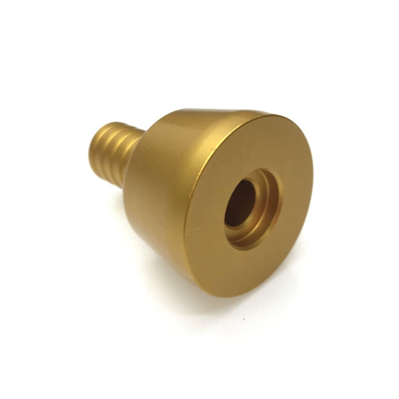 Направляющая WSS, для установки сальника воздушной пружины амортизатора CaneCreek DB Air, алюминий, золотой, AAD1002
