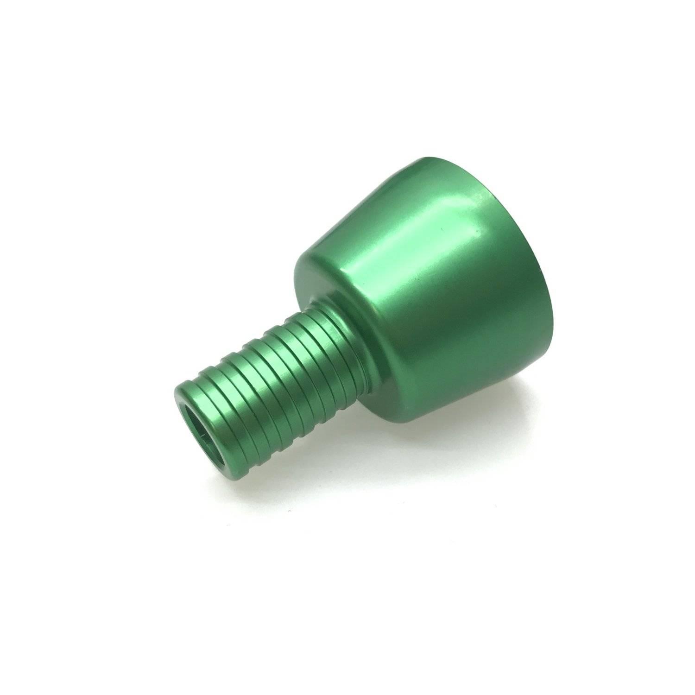 Направляющая WSS, для установки сальника воздушной пружины амортизатора CaneCreek DB Air, алюминий, зеленый, AAD1182