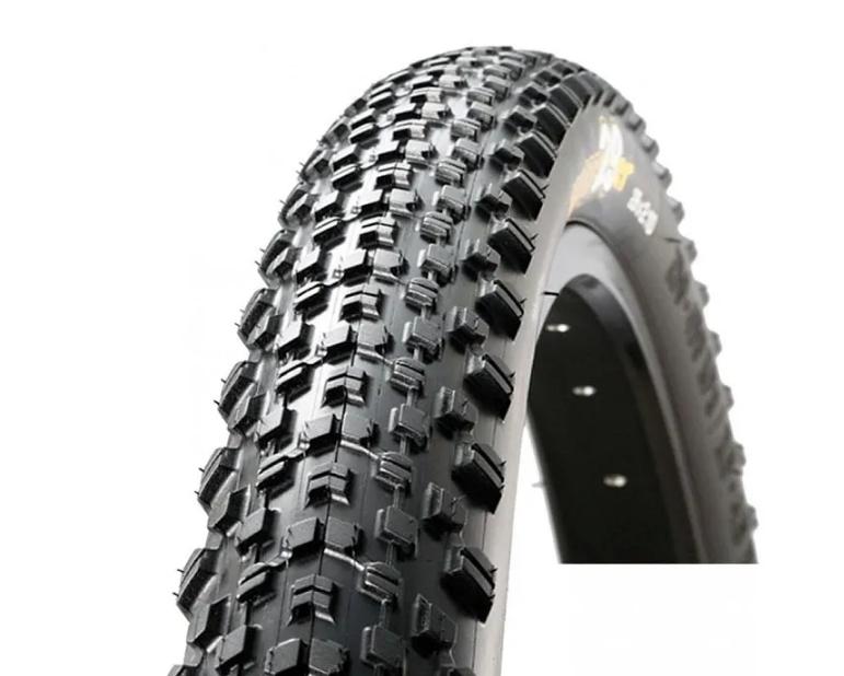 Покрышка велосипедная DURO TH DB1078 (Cypher) Berm Master, 27,5x2,10, черный, DHB02295
