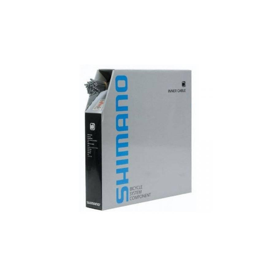 Трос переключателя SHIMANO трос:1.2X2100мм, 100 штук в коробке Y60098520