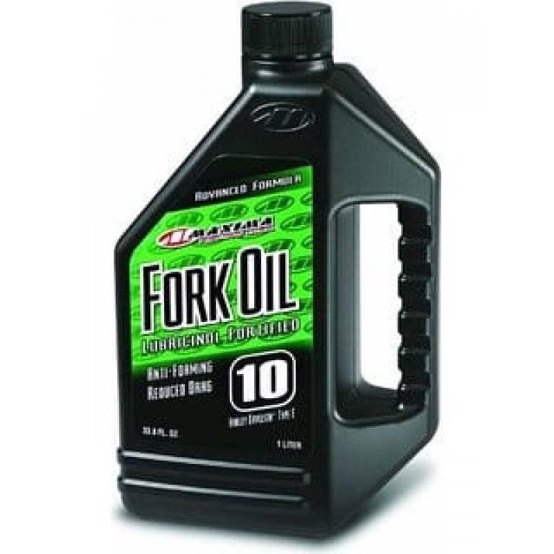 Масло вилочное Maxima Fork Oil Standard Hydraulic 10wt., фото 1