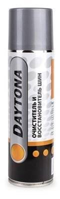 Очиститель и востановитель шин Daytona, 335 мл, аэрозоль, 2010127