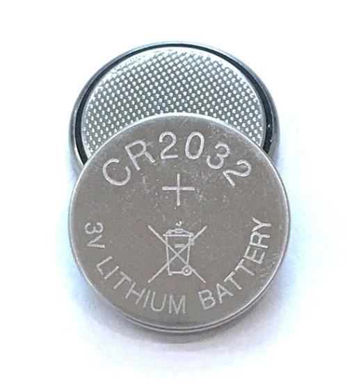 Батарейки TRIX, для фар/фонарей, 2 штуки в комплекте, СR2032