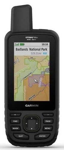 GPS навигатор Garmin GPSMAP 66sr, Multi-Band Russia, 010-02431-03
