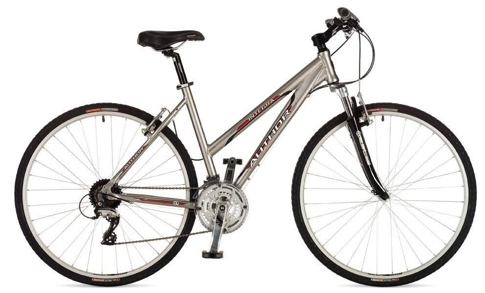 Женский велосипед INTEGRA sx 2011г.