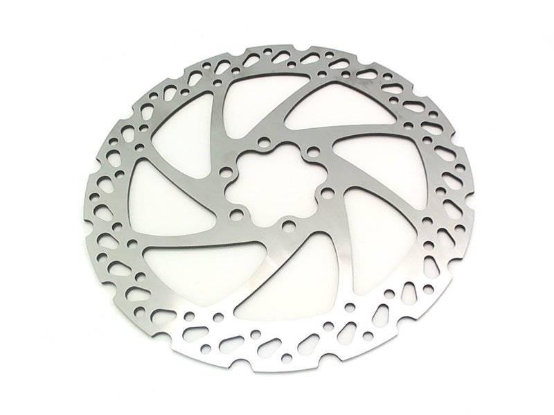 Ротор велосипедный BARADINE DB-01, без болтов, 160мм, DB-01