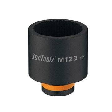 Инструмент для закручивания гайки в рулевой ICE TOOLZ, 43мм, M123