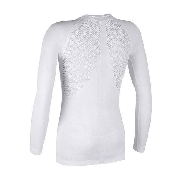 Термомайка GSG Long Sleeve Seamless Underwear Jersey, белый, 01082-01-S/M, фото 2