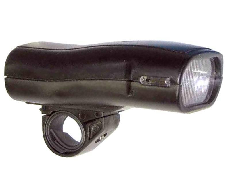 Фара галогеновая TBS, чёрная, в торговой упаковке, XC-304