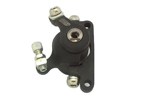 Тормоз ALHONGA SNG-N-7002A дисковый механический, передний (только калипер), SNG-N-7002A
