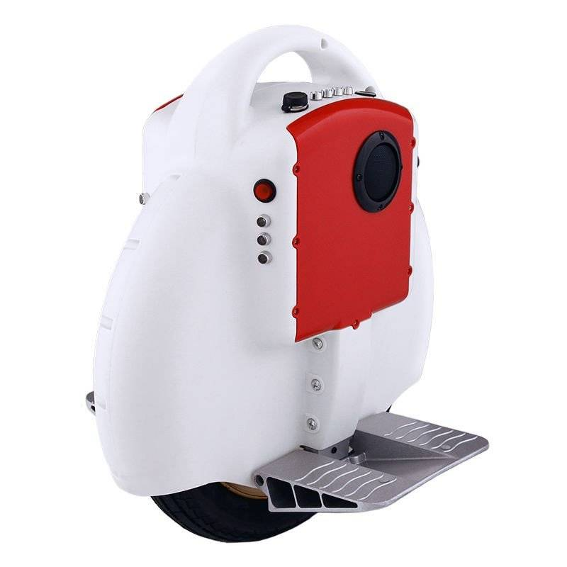 Моноколесо Hoverbot S3, белый, MS3WE