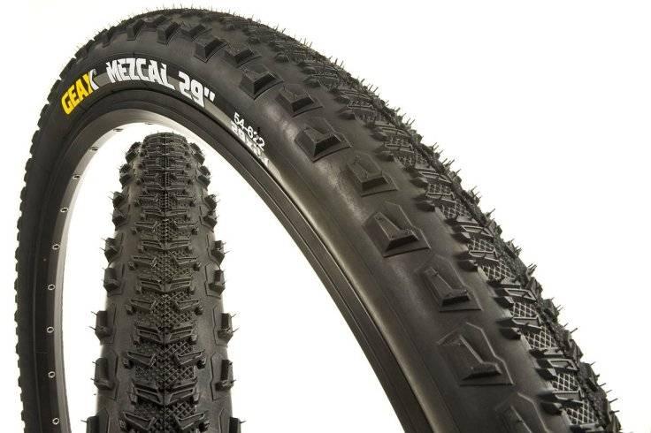 Велосипедная покрышка GEAX Mezcal , TNT, 29x2.1, 112.3M9.32.54.611HD