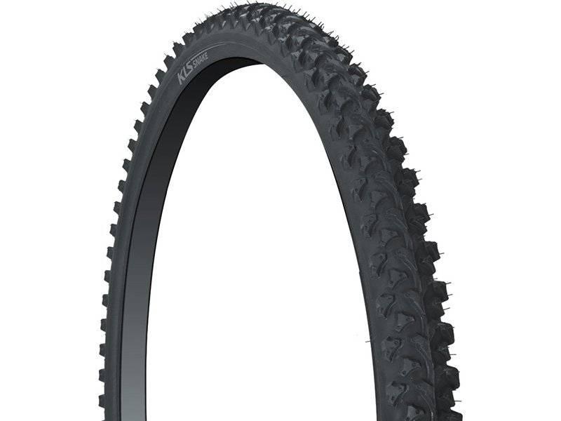 Велосипедная покрышка KELLYS SNAKE, 26x2.1, чёрная