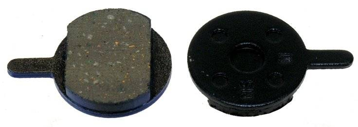 Тормозные колодки велосипедные PROMAX, для дисковых тормозов, 5-360567