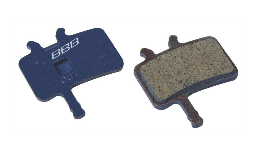 Тормозные колодки BBB Discstop comp.w/Avid Juicy 7 Juicy 5 and Juicy 3w/spring, DSK-9, BBS-42