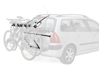 Крепление на заднюю дверь, перевозка до 3-ех велосипедов, Thule FreeWay 968