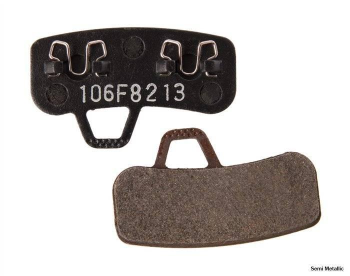 Тормозные колодки Hayes Stroker Ace Pad Set T100, 98-23888
