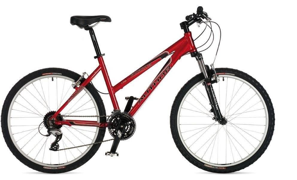 Женский велосипед QUANTA 2011г.