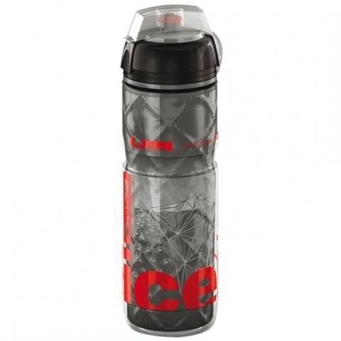 Фляга термо Elite, Iceberg, 500 мл, 2 часа, красный, защитный колпак EL0080325