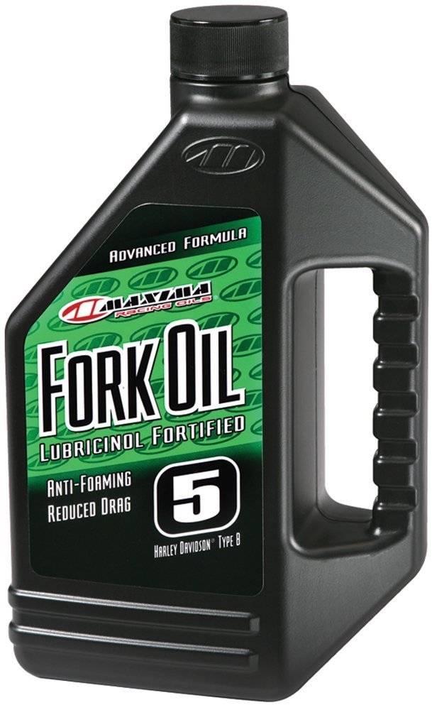 Масло вилочное Maxima Fork Oil Standard Hydraulic 5wt., фото 1
