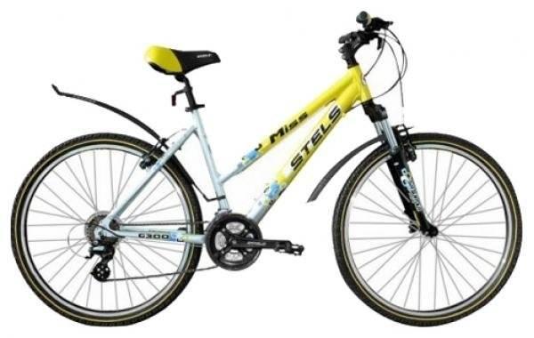 Женский велосипед Stels Miss 6300