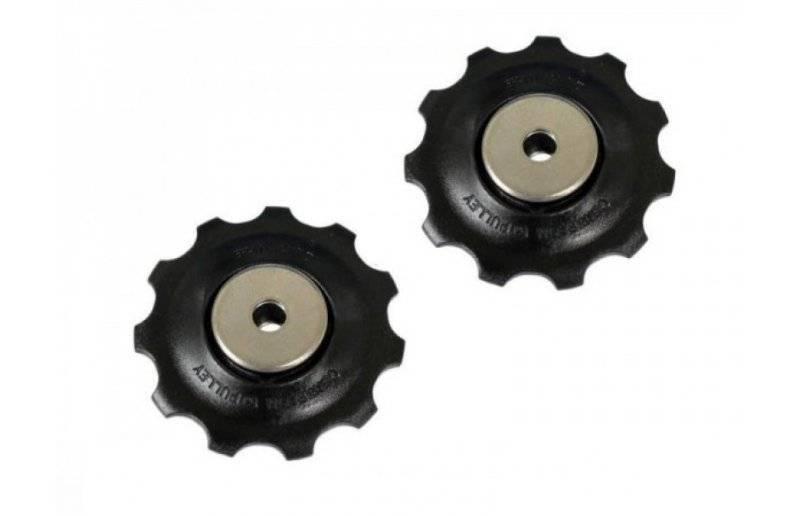 Ролики Shimano к RD-M370/M3000, 9 ск, верхний+нижний, Y5FT98030