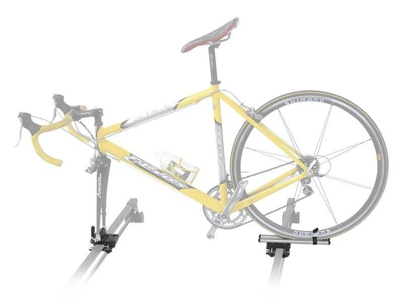 Багажник автомобильный Peruzzo PORDOI PROFESSIONAL на крышу для 1го велосип. (Италия) 0-500702