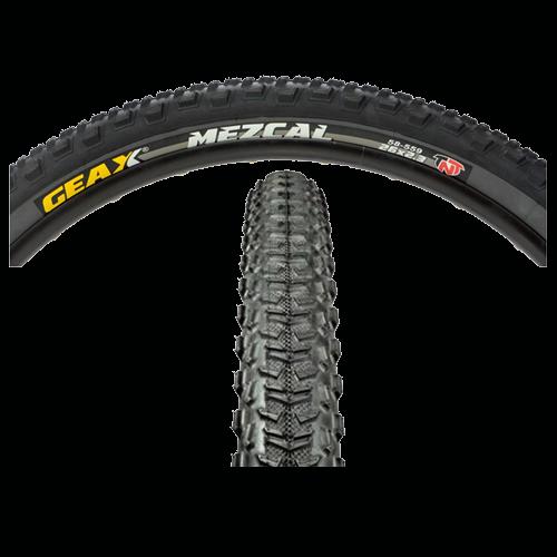 Покрышка велосипедная GEAX Mezcal II, TNT, 26x2.1, 112.3MC.32.54.611HD