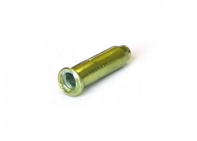 Колпачки/3аглушки CLARK`S на тросики, универсальные, алюминий (100шт) 3-308