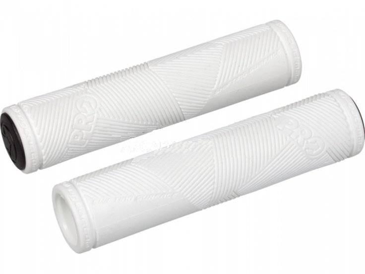 Грипсы для велосипеда PRO XC, 30x135мм (Белые, PRGP0027)