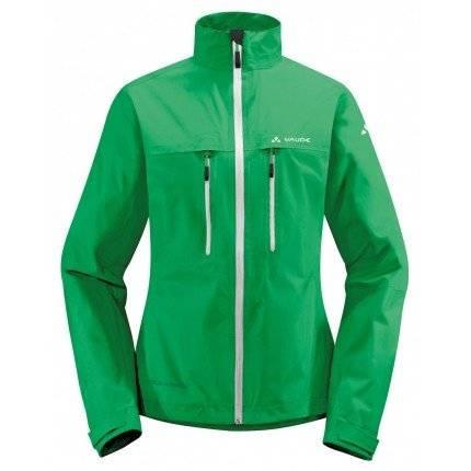 Велокуртка VAUDE Wo Tiak Jacket 464, apple green, зеленый, 38, женская, 3885 vaude vaude astrum evo 65 10 xl