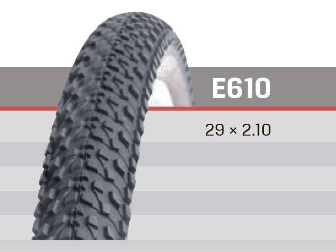 Велопокрышка EXCEL E-610, 29x2,10, полуслик