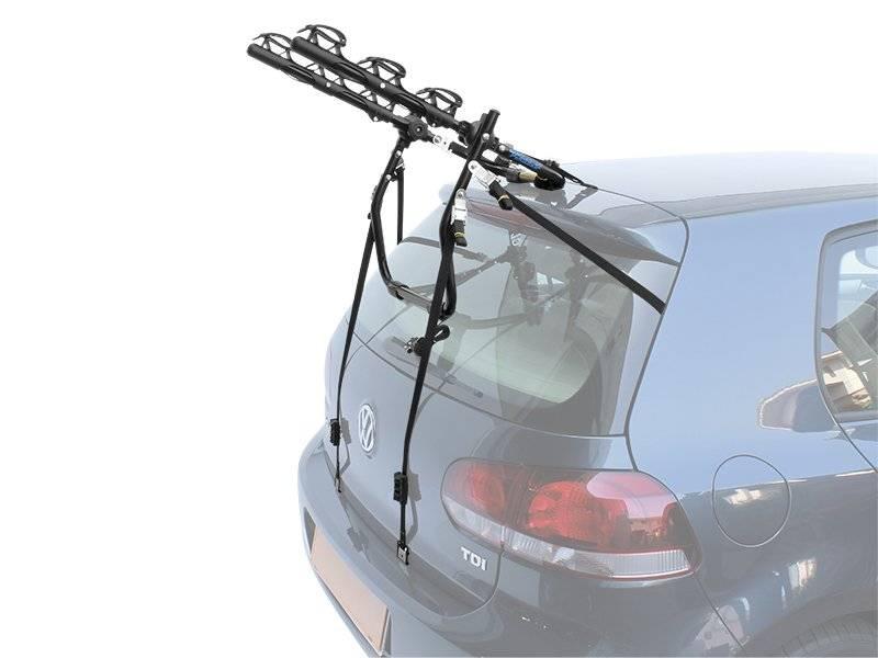 Багажник автомобильный Peruzzo CRUISER на заднюю дверь, для 3х велосип. (Италия) 0-500352