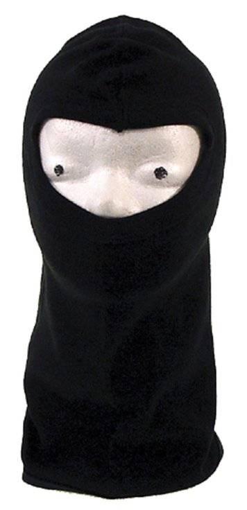 Балаклава 5-720225 универсальный размер хлопок черная, фото 1